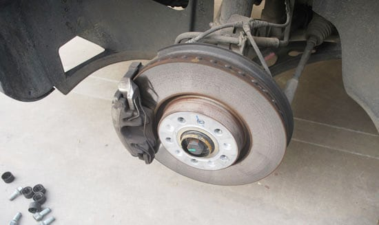 Car Brakes Service and Repair